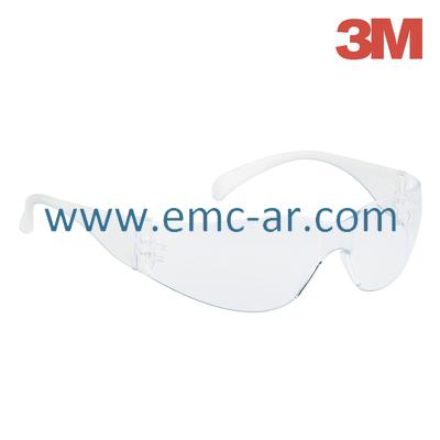 Ochelari de protectie VIRTUA cu lentila incolora
