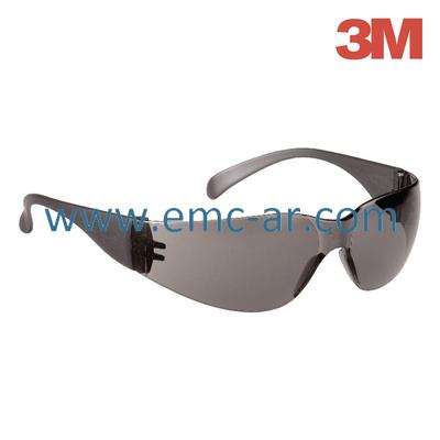 Ochelari de protectie VIRTUA cu lentila fumurie