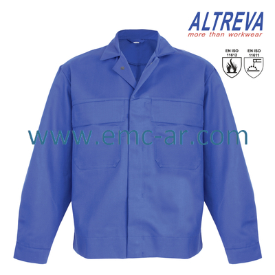 Jacheta pentru sudori WELDING JACKET
