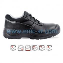 Pantof de protectie cu bombeu metalic WORKTEC S1