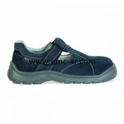 Sandale de protectie cu bombeu COMPOZIT AZURE S1