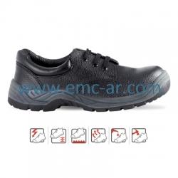 Pantofi  de protectie cu bombeu metalic Varese S1