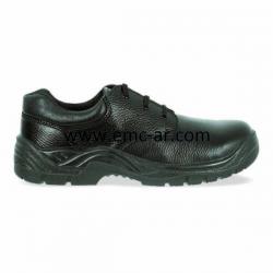 Pantof de protectie cu bombeu metalic si lamela antiperforatie VARESE S1P