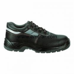 Pantof de protectie cu bombeu metalic si lamela antiperforatie, VARESE S3
