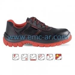 Pantof de protectie cu bombeu compozit MUGELLO S1