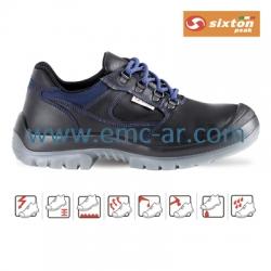 Pantof de protectie cu bombeu metalic si lamela antiperforatie KENTUCKY S3
