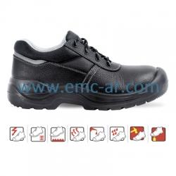 Pantof de protectie cu bombeu compozit si lamela antiperforatie NM, WORKTEC S3
