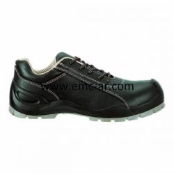 Pantof de protectie cu bombeu metalic si lamela antiperforatie ENFYS S3
