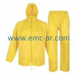 Costum de ploaie din poliester peliculizat  BONN (-G -B)