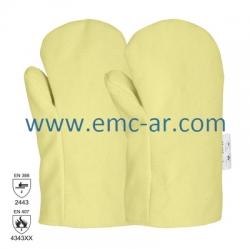 Palmare de protectie antitermica tesatura KEVLAR 30cm
