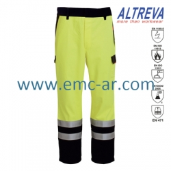 Pantalon standard reflectorizant multirisk BINET