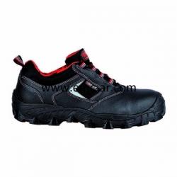 Pantof de protectie cu bombeu fibra de sticla si lamela antiperforatie NM, GARONNE S3