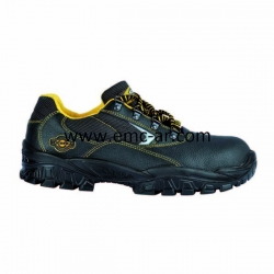 Pantof de protectie cu bombeu metalic si lamela antiperforatie NEW-EBRO S3