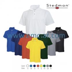 Tricou cu guler BBC 100% 170 g marimi S-XXL  color