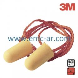 Antifoane interne cu snur 3M
