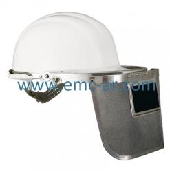 Suport viziera pentru metalurgie