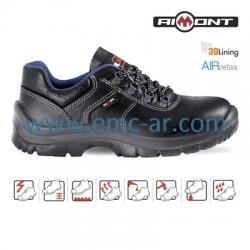 Pantof de protectie cu bombeu metalic si lamela antiperforatie, HANNES S3