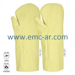 Palmare de protectie antitermica tesatura KEVLAR 40cm