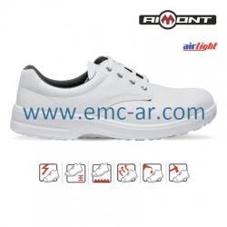 Pantof de protectie cu bombeu metalic BELL S1