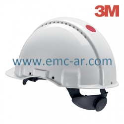 Casca de protectie UVICATOR G3000 cu sistem de fixare standard G, A, P