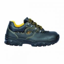 Pantof de protectie cu bombeu metalic si lamela antiperforatie NEW-TAMIGI S1P